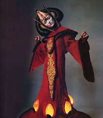 Star Wars Couture (Keroles) Tags: irvingpenn vogueus