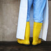 yellow wellies by miss_kcc