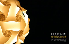 Design is... finding light in darkness (cindyli) Tags: wallpaper designis designiswallpaper