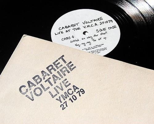 Cabaret Voltaire Fools Game / Gut Level