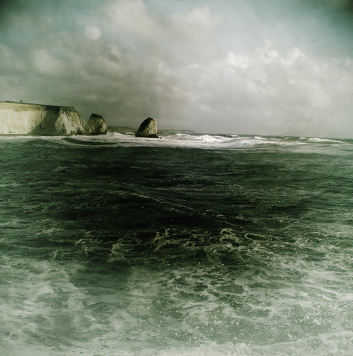 Stormy weather @ Freshwater Bay,