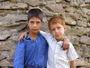 Once upon a time there were two friends... (Farhang.) Tags: life boy portrait people boys rural friend village friendship iran persia hamedan firends hamadan farhang farhanghaghighat blackribbonicon varkaneh varkanehvillage hamadanprovince