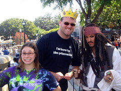 Jack Sparrow (Andy Neitzert) Tags: county charity orange goofy kids hospital children mouse kid walk disneyland disney mickey haunted adventure childrens characters mansion fundraiser choc walkathon calfornia