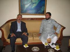 Hyderabad MP Asaduddin Owaisi with Lebanese Leader (Hyderabadonline) Tags: lebanon india news israel media muslim islam politics royal parliament leader hyderabad beirut militant exclusive hezbollah jihad urdu andhrapradesh majlisittehadulmuslimeen asaduddinowaisi