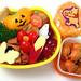 Pooh halloween bento B 10-12-06