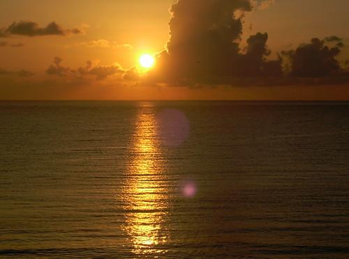 Puesta de Sol en Talamanca - Ibiza