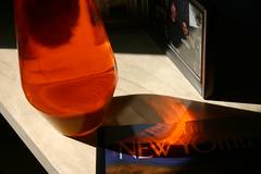 Random Still Life (theothermattm) Tags: sunlight lamp lava newyorker