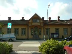 Salo02 (Sean Takamura) Tags: station finland salo