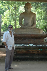 Anuradapura  Samadhi Statue (DOTWIMP) Tags: sri lanka jaffna samadhi anuradapura mahabohdi