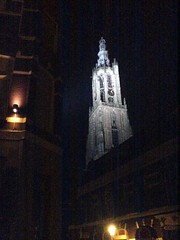 Long John (Adriaan Bloem) Tags: city tower church night jan toren lieve amersfoort onze lange onzelievevrouwetoren langejan vrouwe