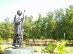 Nagaloka    Ambedkar statue 2