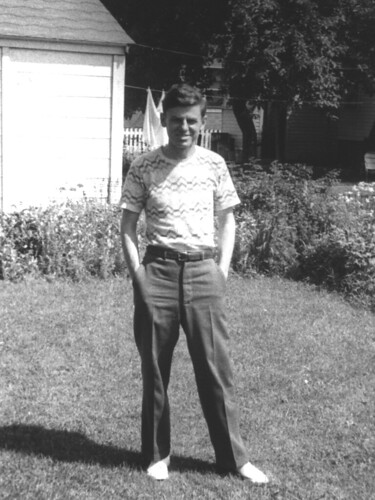 Joe Wilner in Racine WI 1947