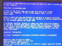 BSOD on WIN2K3 while installing SQL2K5... OMGWTFBBQ!