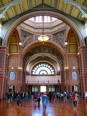 Royal Exhibition Building - The Great Hall - Melbourne (Dean-Melbourne) Tags: buildings interiors australia melbourne victoria dome worldheritage greathall secondempire carltongardens royalexhibitionbuilding melbournecbd architecturalinteriors melbournearchitecture buildinginteriors architectureinpixels melbournebuildings josephreed auselite