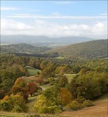 Blue Ridge Parkway ~ Virginia