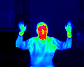 Nick - Thermal Image
