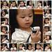 Niece & My Nokia 6230i (by Nikon D70)