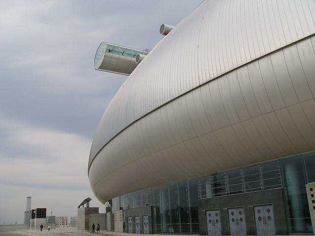 札幌ドーム展望台外観