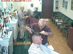 20sept06004 (buzzchap) Tags: haircut barbershop barber flattop