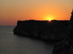 Sunset (SantiMB.Photos) Tags: sunset espaa spain espagne menorca baleares espanya