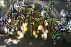 grafitty_19 (chechu_ciarreta) Tags: streetart wall paint grafitty