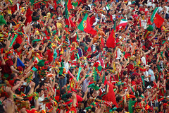 "World Cup Fever: ""Portugal Alle,"