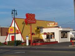 20061104 Wienerschnitzel (Tom Spaulding) Tags: california ca restaurant wienerschnitzel lodi commercialvernacular lodica historicusroute99
