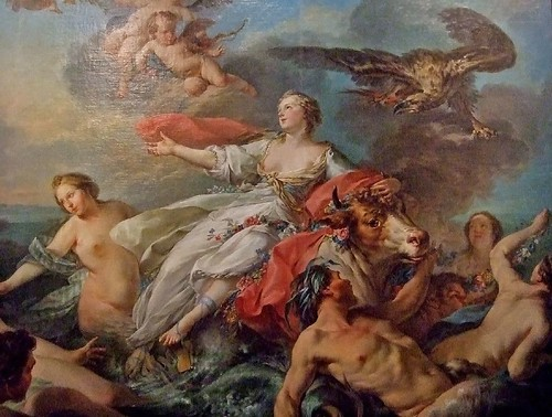 Abduction of Europa by Jean Baptiste Marie Pierre 1750 oil (7) - a ...