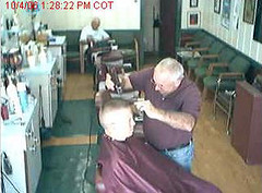 04oct06016b (buzzchap) Tags: haircut barbershop barber flattop