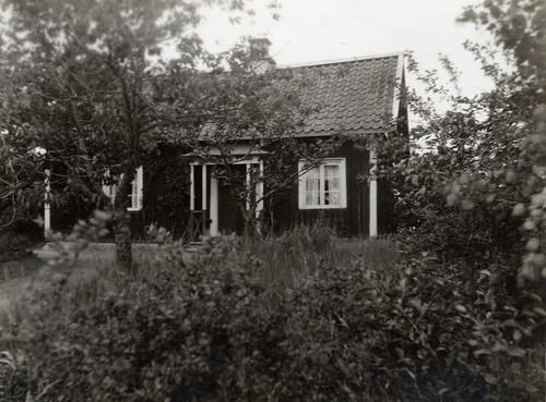 Anders Björns soldattorp i Björsäter 1926