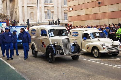 Lord Mayors Show - Pimlico Plumbers - 1