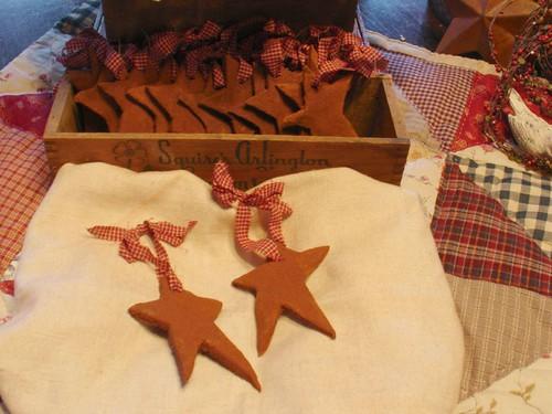 Applesauce & Cinnamon Decorations