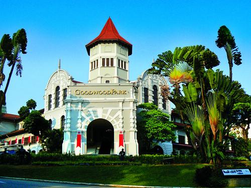 The Goodwood Park Hotel, Singapore
