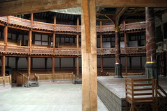 UK - London - Bankside: Shakespeare's Globe - ...