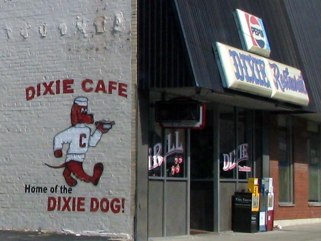 Dixie Cafe, Corbin, Ky
