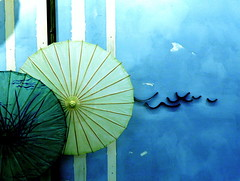 the constant sea (nardell) Tags: blue light sea white color birds umbrella explore anthropologie kasia hw 1125 hw1 morze lilakasia happynameday huzargirls kasiakaz impressedbeauty theconstantsea