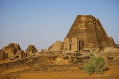Sudan, Nubian pyramids