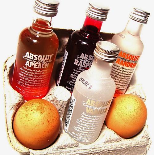Rượu Vodka có thể đông lại thành đá nếu bạn cho vào tủ lạnh hay không?