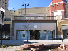 Apple Store at The Gateway in Salt Lake City (grillboy) Tags: apple macintosh utah applestore saltlakecity gateway