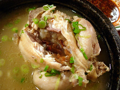 Table D'hote @ Hae Woon Dae (wEnDaLicious) Tags: chicken soup koreanfood