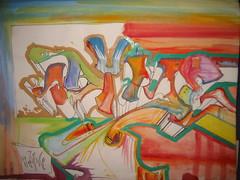 Sayme (olomachad1) Tags: art graffiti victoria molo moloch achad olom olomachad sayme