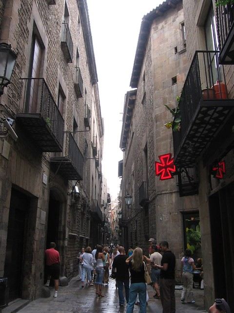 10.8.2005 - Barcelona (6)