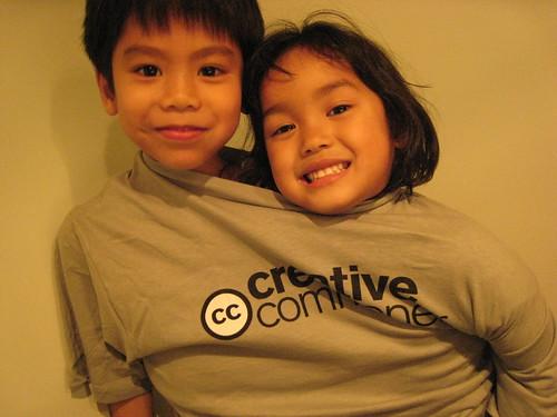 Upprop för Creative Commons på #sswc