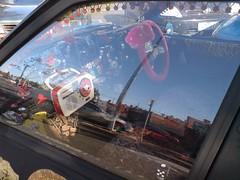 El Diablo! (getmikestevens) Tags: car crazy stickers diablo holden camira