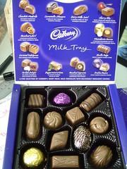 Cadbury milk-tray~~ (Abdul R) Tags: cadbury