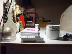 Bedside Table (Syazwina Saw) Tags: homesweethome