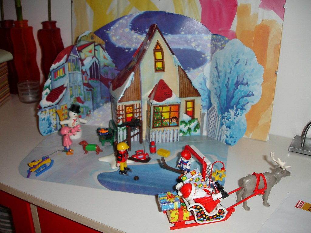 The world 39 s best photos of 2006 and playmobil flickr for Playmobil dining room 5335