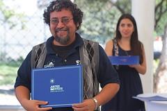 Eduardo Has a UDG Agora Diploma
