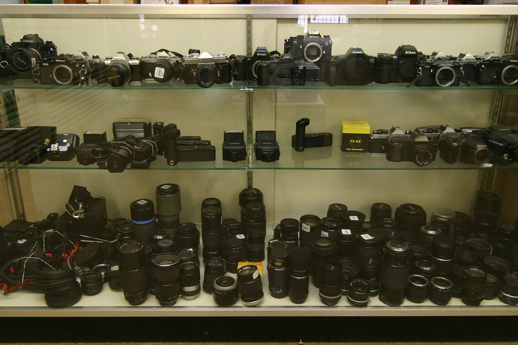 Bay Camera's Pre-Owned and Consignment Program
