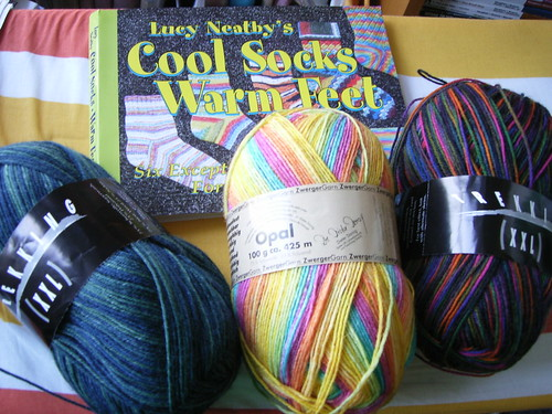 Get Knitted OPen Day Haul